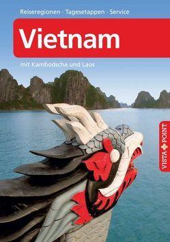 Vietnam – VISTA POINT Reiseführer A bis Z von Barkemeier,  Thomas
