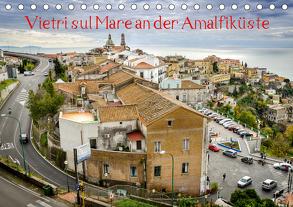 Vietri sul Mare an der Amalfiküste (Tischkalender 2020 DIN A5 quer) von Tortora - www.aroundthelight.com,  Alessandro