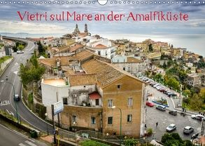 Vietri sul Mare an der Amalfiküste (Wandkalender 2018 DIN A3 quer) von Tortora - www.aroundthelight.com,  Alessandro