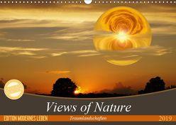 Views of Nature – Traumlandschaften (Wandkalender 2019 DIN A3 quer) von Teßen,  Sonja