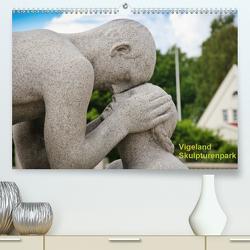 Vigeland (Premium, hochwertiger DIN A2 Wandkalender 2020, Kunstdruck in Hochglanz) von Koch,  Andrea