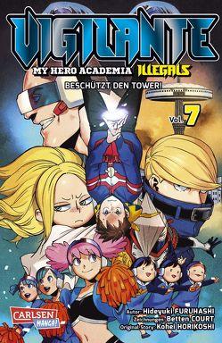 Vigilante – My Hero Academia Illegals 7 von Bockel,  Antje, Furuhashi,  Hideyuki, Horikoshi,  Kohei