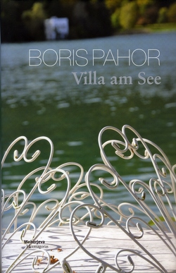 Villa am See von Pahor,  Boris