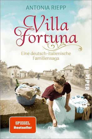 Villa Fortuna von Riepp,  Antonia