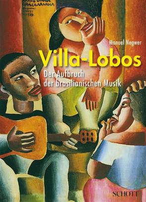 Villa-Lobos von Negwer,  Manuel