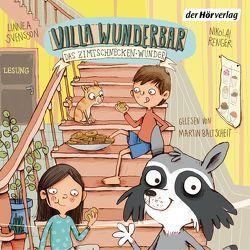 Villa Wunderbar. Das Zimtschnecken-Wunder von Baltscheit,  Martin, Svensson,  Linnea