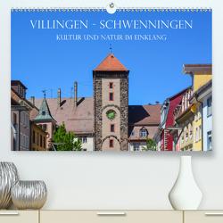 Villingen-Schwenningen – Kultur und Natur im Einklang (Premium, hochwertiger DIN A2 Wandkalender 2020, Kunstdruck in Hochglanz) von und Philipp Kellmann,  Stefanie