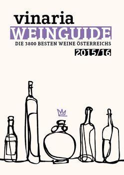 VINARIA Weinguide 2015/16