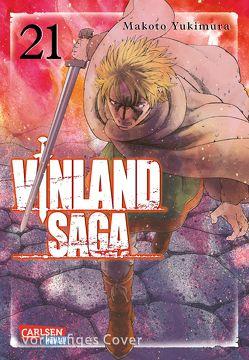 Vinland Saga 21 von Yamada,  Hiro, Yukimura,  Makoto