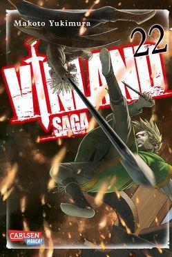 Vinland Saga 22 von Yamada,  Hiro, Yukimura,  Makoto