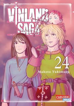 Vinland Saga 24 von Yamada,  Hiro, Yukimura,  Makoto