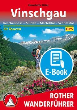 Vinschgau (E-Book) von Klier,  Henriette