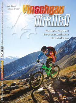 Vinschgau Trails! von Glaser,  Ralf