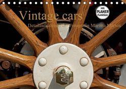 Vintage cars (Tischkalender 2019 DIN A5 quer) von Marten,  Martina