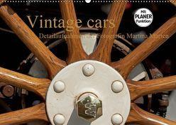 Vintage cars (Wandkalender 2019 DIN A2 quer) von Marten,  Martina