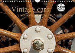 Vintage cars (Wandkalender 2019 DIN A4 quer) von Marten,  Martina