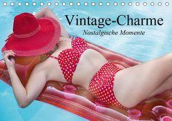 Vintage-Charme. Nostalgische Momente (Tischkalender 2019 DIN A5 quer) von Stanzer,  Elisabeth