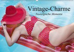 Vintage-Charme. Nostalgische Momente (Wandkalender 2019 DIN A2 quer) von Stanzer,  Elisabeth