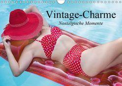 Vintage-Charme. Nostalgische Momente (Wandkalender 2019 DIN A4 quer) von Stanzer,  Elisabeth
