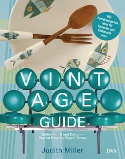 Vintage Guide von Dewes,  Eva, Miller,  Judith, Rudolph,  Hildegard