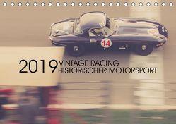 Vintage Racing, historischer Motorsport (Tischkalender 2019 DIN A5 quer) von Arndt,  Karsten