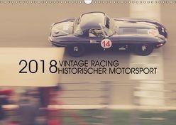 Vintage Racing, historischer Motorsport (Wandkalender 2018 DIN A3 quer) von Arndt,  Karsten