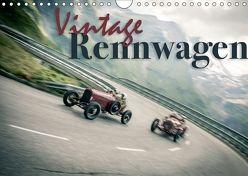 Vintage Rennwagen (Wandkalender 2018 DIN A4 quer) von Hinrichs,  Johann