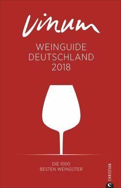 Vinum Weinguide Deutschland 2018 von Benz,  Gerhard, Both,  Martin, Payne,  Joel