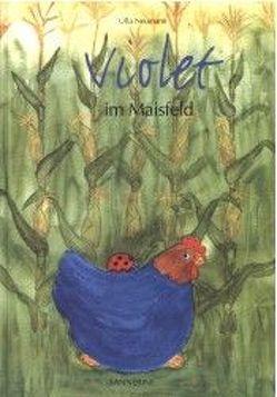 Violet im Maisfeld von Neumann,  Ulla