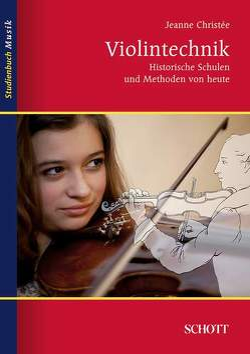 Violintechnik von Christée,  Jeanne