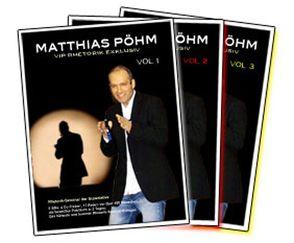 VIP-Rheotorik live Set von Pöhm,  Matthias