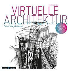 Virtuelle Architektur – zum Ausmalen von Volkova,  Marina