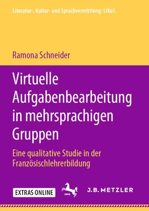 Virtuelle Aufgabenbearbeitung in mehrsprachigen Gruppen von Schneider,  Ramona