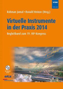Virtuelle Instrumente in der Praxis 2014 von Heinze,  Ronald, Jamal,  Rahman