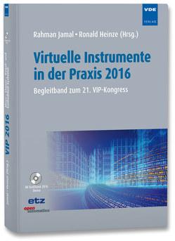 Virtuelle Instrumente in der Praxis 2016 von Heinze,  Ronald, Jamal,  Rahman