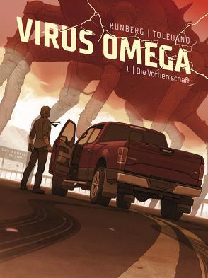 Virus Omega 1: Die Vorherrschaft von Langhagen,  Christian, Runberg,  Sylvain, Toledano,  Marcial