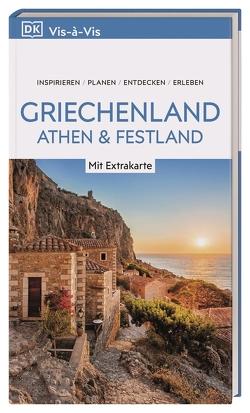 Vis-à-Vis Reiseführer Griechenland, Athen & Festland