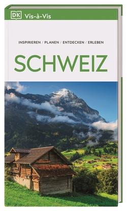 Vis-à-Vis Reiseführer Schweiz