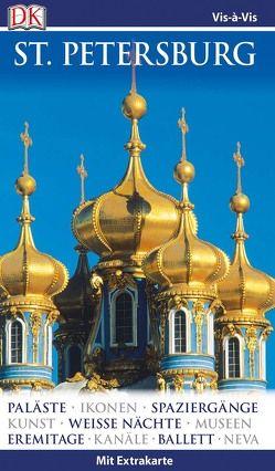 Vis-à-Vis Reiseführer St. Petersburg