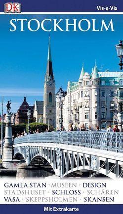 Vis-à-Vis Reiseführer Stockholm