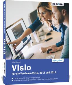 Visio – Geschäftsprozesse nach BPMN 2.0 darstellen von Holger,  Mammel