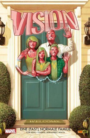Vision von King,  Tom, Walta,  Gabriel Hernandez