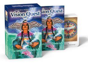 Vision Quest – der indianische Weisheitstarot von Dosé,  Jo, Winter,  Gayan Silvie