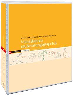 Visualisieren im Beratungsgespräch von Jans,  Simon, Jans,  Thomas, Schröder,  Daniel