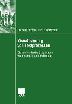 Visualisierung von Textprozessen von Rothkegel,  Annely, Tonfoni,  Graziella