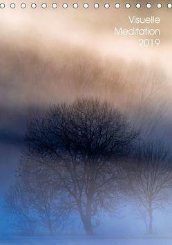Visuelle Meditation – Glühende Wipfel (Tischkalender 2019 DIN A5 hoch)