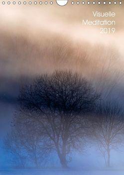 Visuelle Meditation – Glühende Wipfel (Wandkalender 2019 DIN A4 hoch)