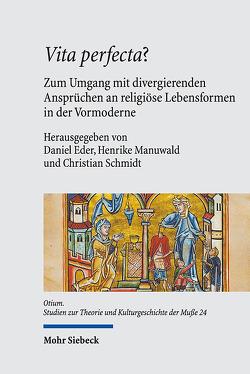 Vita perfecta? von Eder,  Daniel, Manuwald,  Henrike, Schmidt,  Christian