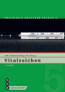 Vitalzeichen (Print inkl. eLehrmittel) von Verbund HF Pflege