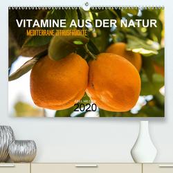 VITAMINE AUS DER NATUR (Premium, hochwertiger DIN A2 Wandkalender 2020, Kunstdruck in Hochglanz) von Hilger,  Axel
